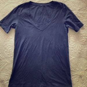 Lululemon Navy Love Tee